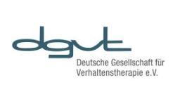 dgvt - Deutsche Gesellschaft für Verhaltenstherapie